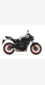 2019 Yamaha MT-07 for sale 200721949