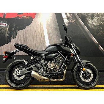2019 Yamaha MT-07 for sale 200722889