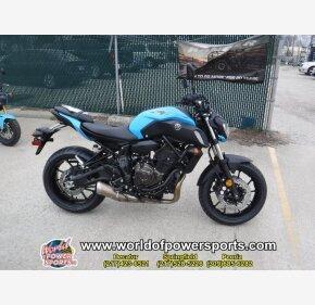 2019 Yamaha MT-07 for sale 200726462