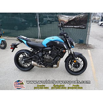 2019 Yamaha MT-07 for sale 200726462