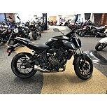 2019 Yamaha MT-07 for sale 200734407