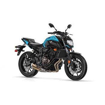 2019 Yamaha MT-07 for sale 200750413