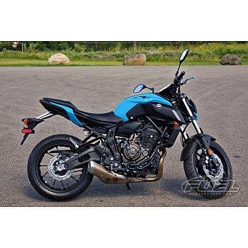 2019 Yamaha MT-07 for sale 200756383