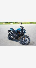 2019 Yamaha MT-07 for sale 200756383