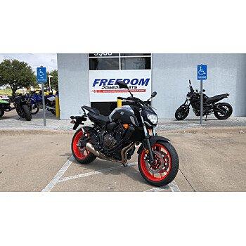 2019 Yamaha MT-07 for sale 200757673