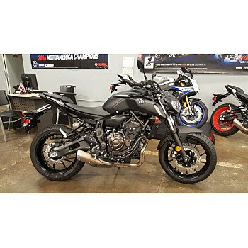 2019 Yamaha MT-07 for sale 200761325