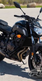 2019 Yamaha MT-07 for sale 200763545
