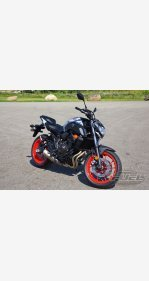 2019 Yamaha MT-07 for sale 200770009