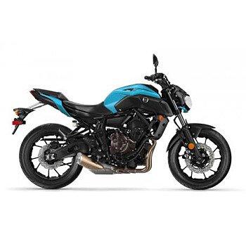 2019 Yamaha MT-07 for sale 200795374