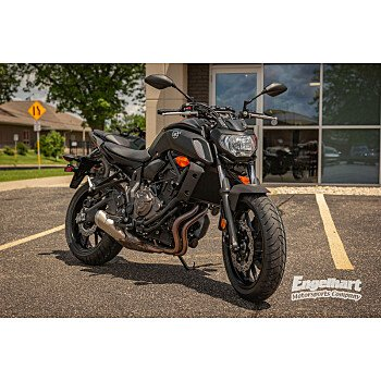 2019 Yamaha MT-07 for sale 200795646