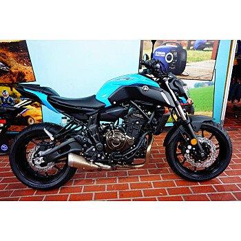 2019 Yamaha MT-07 for sale 200806599