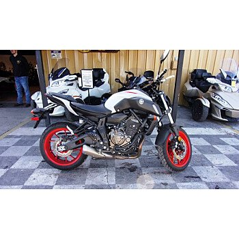 2019 Yamaha MT-07 for sale 200807007