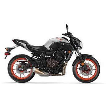 2019 Yamaha MT-07 for sale 200807931