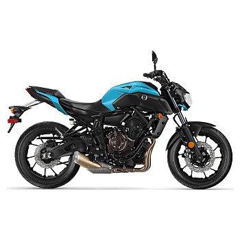 2019 Yamaha MT-07 for sale 200809473