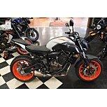2019 Yamaha MT-07 for sale 200829600