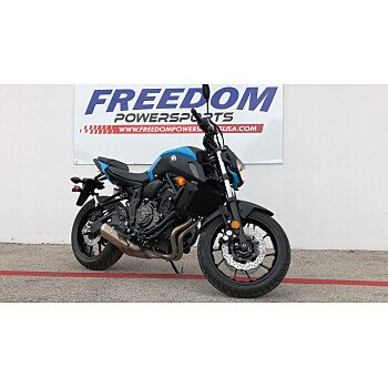 2019 Yamaha MT-07 for sale 200830206