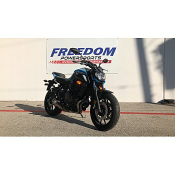 2019 Yamaha MT-07 for sale 200830209