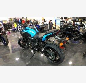 2019 Yamaha MT-07 for sale 200832980