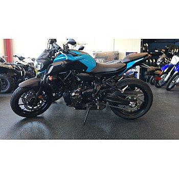2019 Yamaha MT-07 for sale 200840699