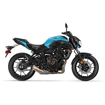 2019 Yamaha MT-07 for sale 200843808