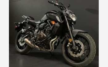 2019 Yamaha MT-07 for sale 200844118