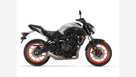 2019 Yamaha MT-07 for sale 200845422