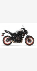 2019 Yamaha MT-07 for sale 200848432