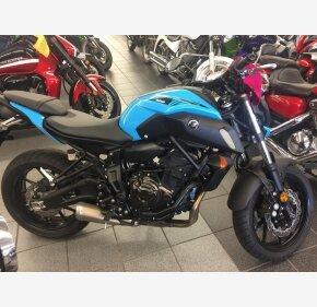 2019 Yamaha MT-07 for sale 200848980
