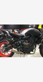 2019 Yamaha MT-07 for sale 200849416