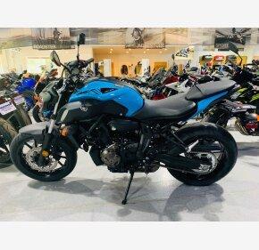 2019 Yamaha MT-07 for sale 200876171