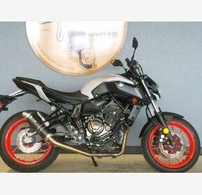 2019 Yamaha MT-07 for sale 200948281