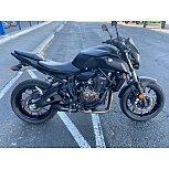 2019 Yamaha MT-07 for sale 201008417