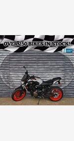 2019 Yamaha MT-07 for sale 201008586