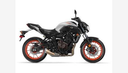 2019 Yamaha MT-07 for sale 201009084