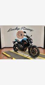 2019 Yamaha MT-07 for sale 201018046