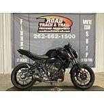 2019 Yamaha MT-07 for sale 201046564