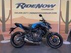2019 Yamaha MT-07 for sale 201051389