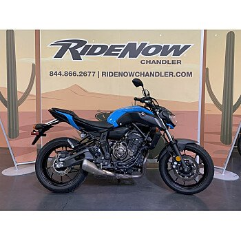 2019 Yamaha MT-07 for sale 201051389