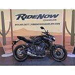 2019 Yamaha MT-07 for sale 201120165