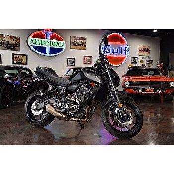 2019 Yamaha MT-07 for sale 201170091