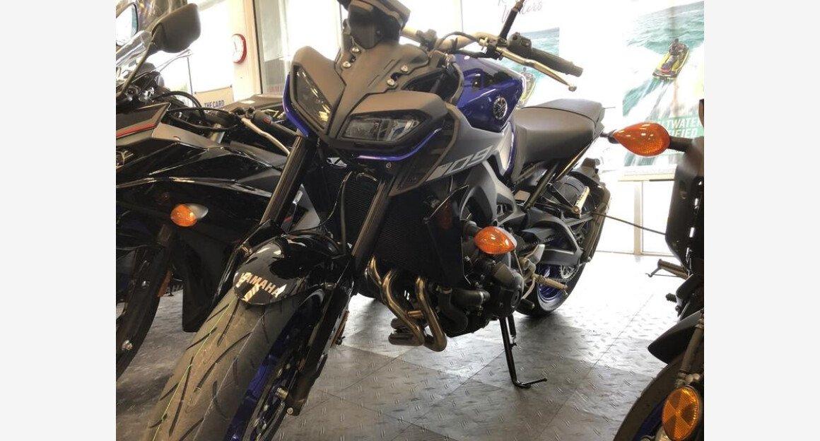 2019 Yamaha MT-09 for sale 200663799