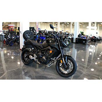 2019 Yamaha MT-09 for sale 200700499
