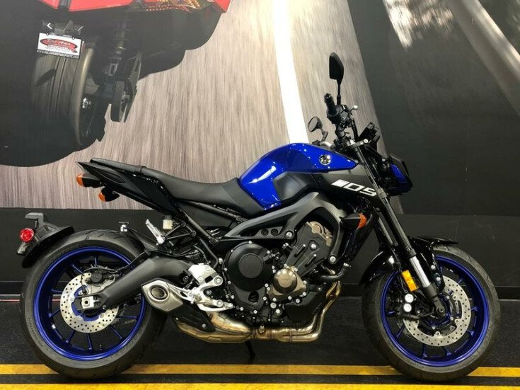 2019 Yamaha MT-09 for sale near Santa Ana, California 92705