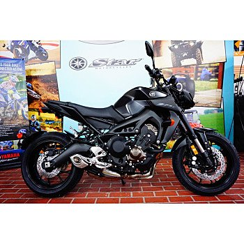 2019 Yamaha MT-09 for sale 200806629