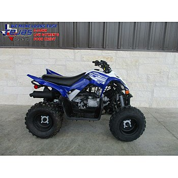 2019 Yamaha Raptor 90 for sale 200764741