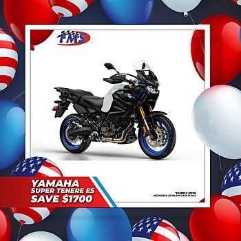 2019 Yamaha Super Tenere for sale 200857876