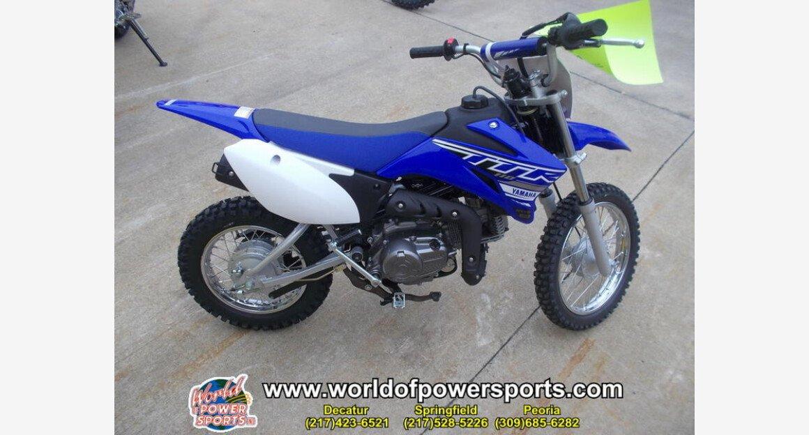 2019 Yamaha TT-R110E for sale 200642540