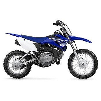 2019 Yamaha TT-R110E for sale 200647542