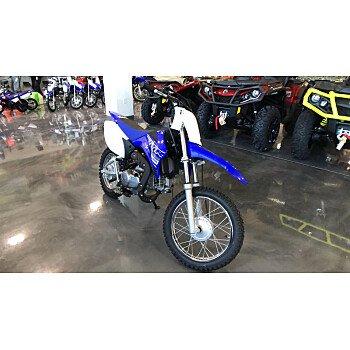 2019 Yamaha TT-R110E for sale 200678994