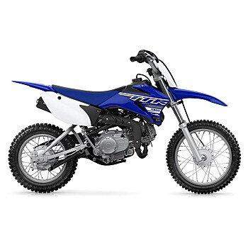 2019 Yamaha TT-R110E for sale 200649548